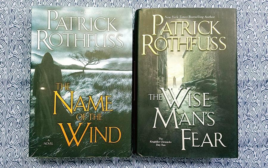 BHE 297  Science Fiction and Fantasy Titles in My Reading List     The Name of the Wind by Patrick Rothfuss  The Kingkiller Chronicle   1  The  Wise Man s Fear by Patrick Rothfuss  The Kingkiller Chronicle   2
