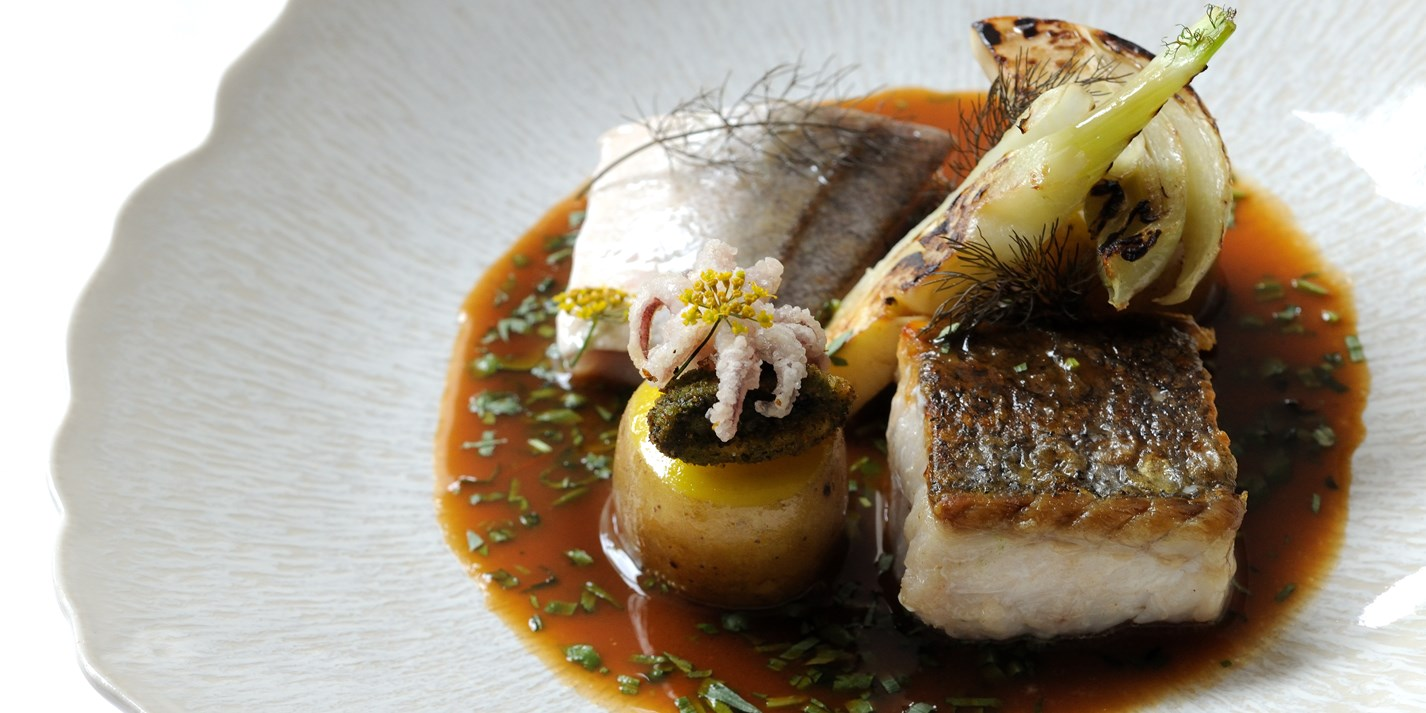 Fish Stew With Gurnard And Hake Fillets Recipe Great