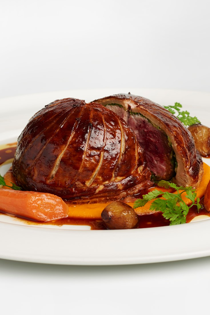 Pithivier Recipe With Game And Carrot Great British Chefs
