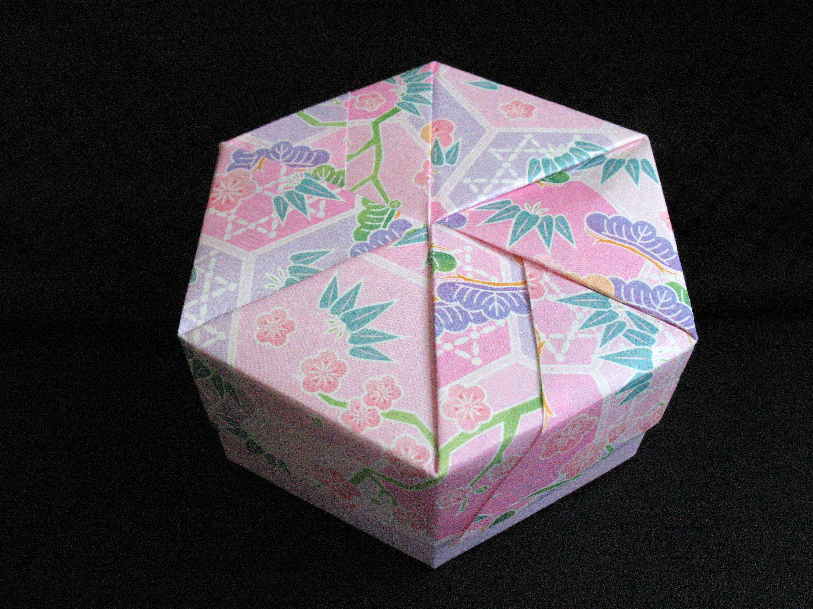 Hexagon Box Gbgifts