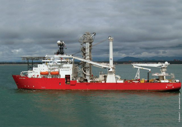 Subsea 7 Signs 200 Million Contract With Petrobras Gcaptain