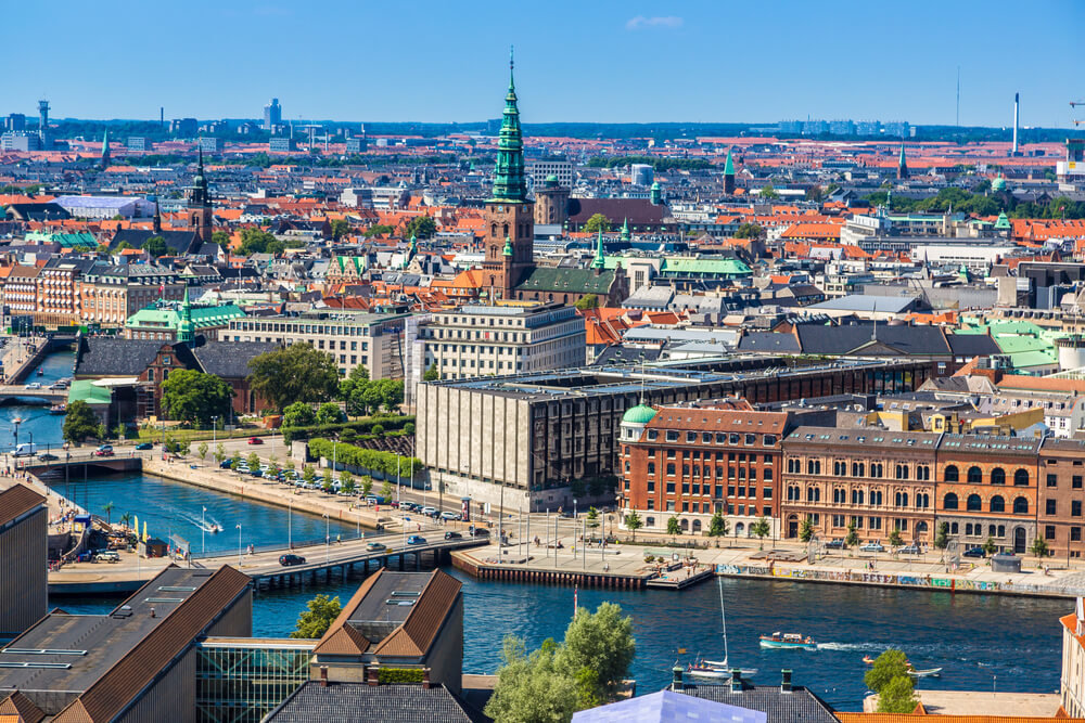 Denmark is rich in cultural and history monuments