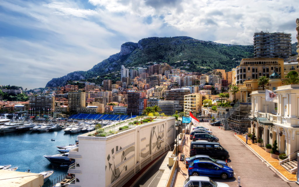 Hol van Monaco - a világtérképen, az országban, az államban, a fejedelemségben