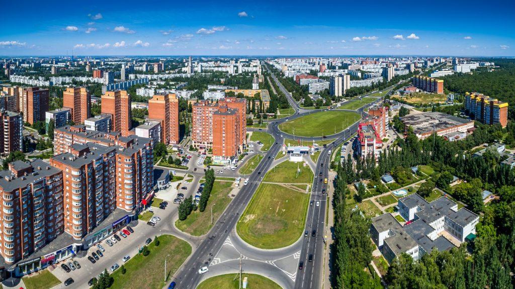 ناحیه Avtozavodskaya