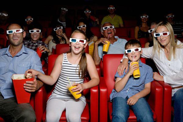 Cinema 2D și D3 - Care este diferența