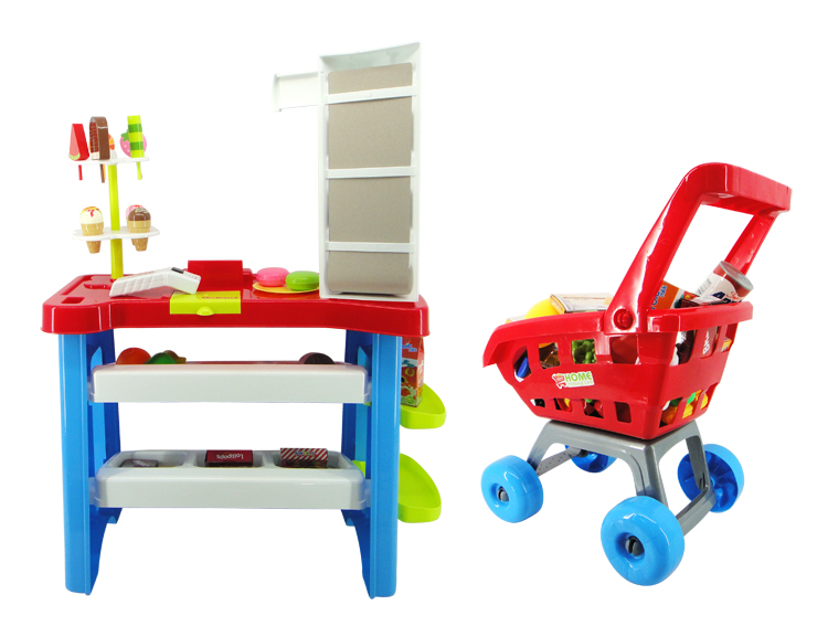 Carts Shopping Children Toy