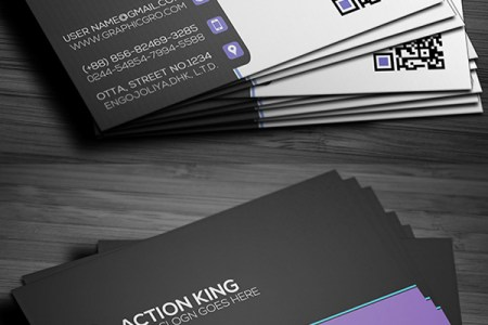 Free Business Cards PSD Templates   Print Ready Design   Freebies     Free Corporat Business Card Template