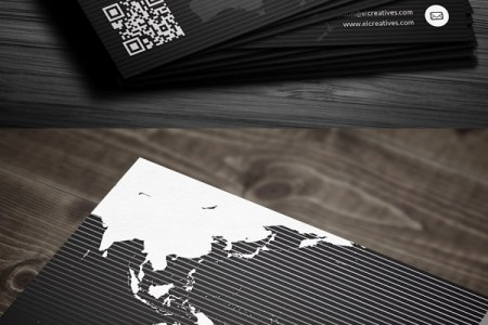 25 New Modern Business Card Templates  Print Ready Design    Design     Creative Corporate Business Card Template