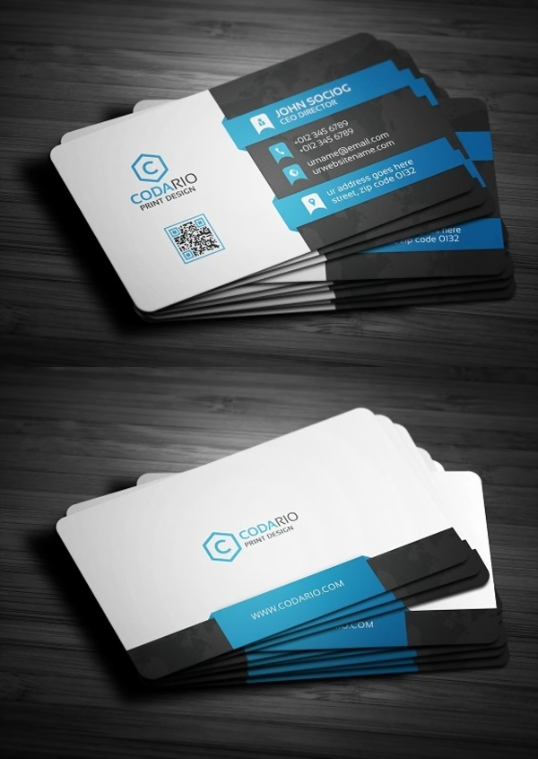 images for professional business card templates