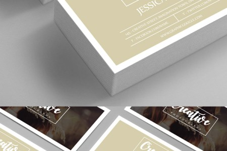 Free Business Card Templates   Freebies   Graphic Design Junction 26 Modern Free Business Cards PSD Templates   22