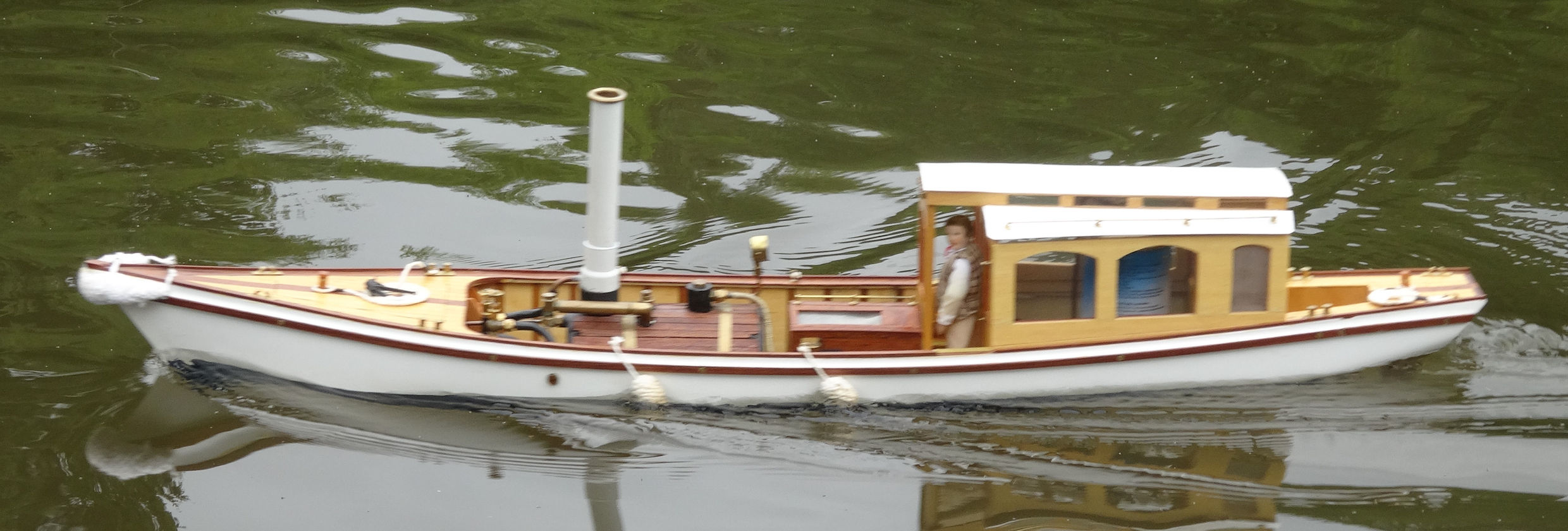 Steam | Gloucester & District Model Boat Club