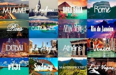 The Best And Easiest Way to Travel The World