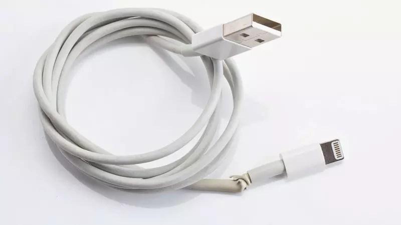 Cable de cargador que no funciona