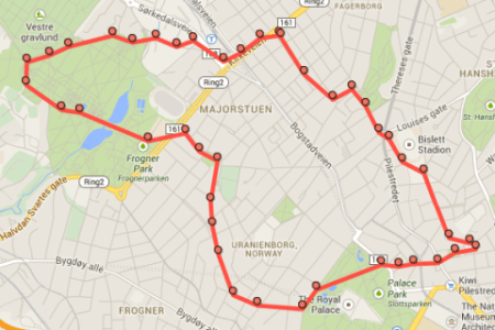 Map Run Route Free Wallpaper For MAPS Full Maps - Google maps jogging route