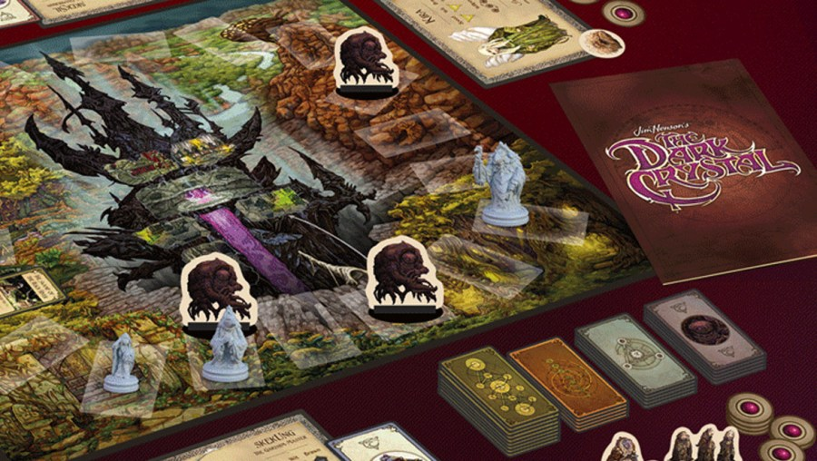 The Dark Crystal Gets New Lease of Life with a Board Game  Out Now     The Dark Crystal Gets New Lease of Life with a Board Game  Out Now