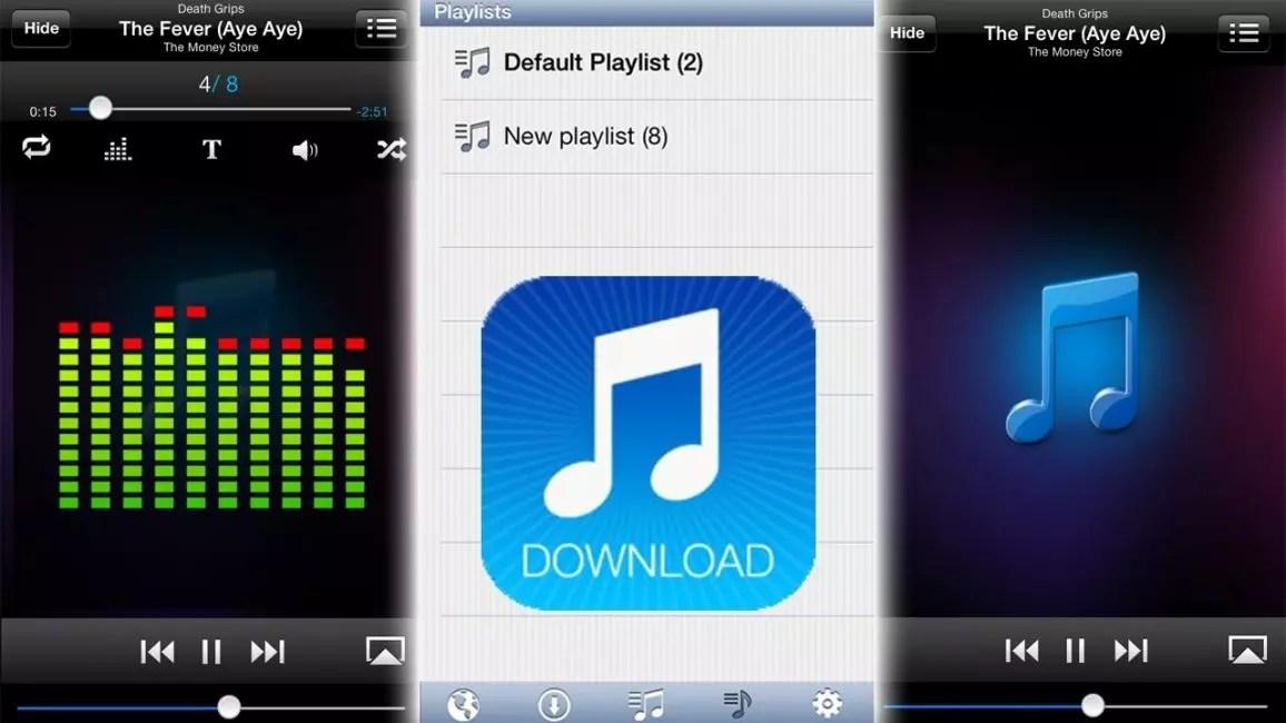 Muzică gratuită Descărcați Pro