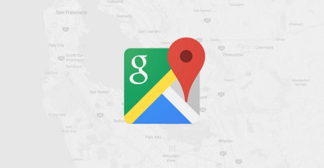 Google térkép.