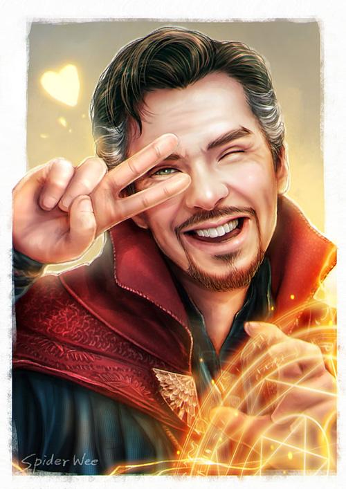 Kawaii Avengers Fan Art