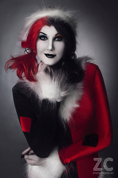 Harley Quinn Holiday Special Cosplay