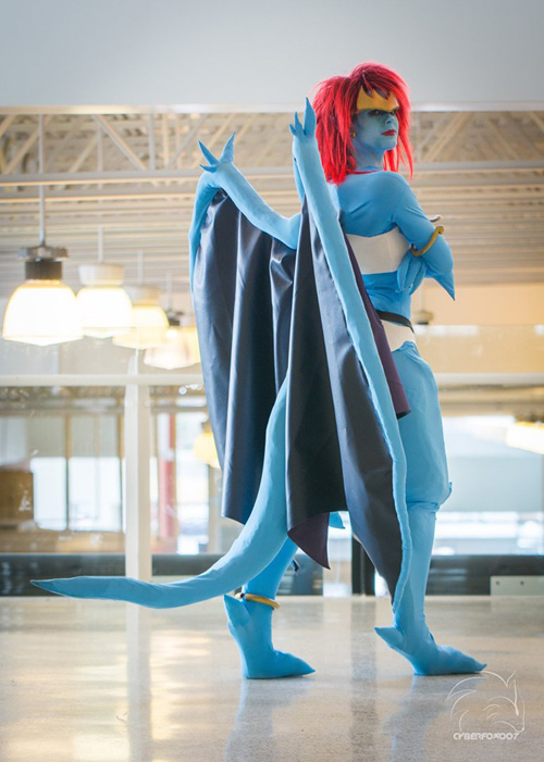 Demona From Gargoyles Cosplay