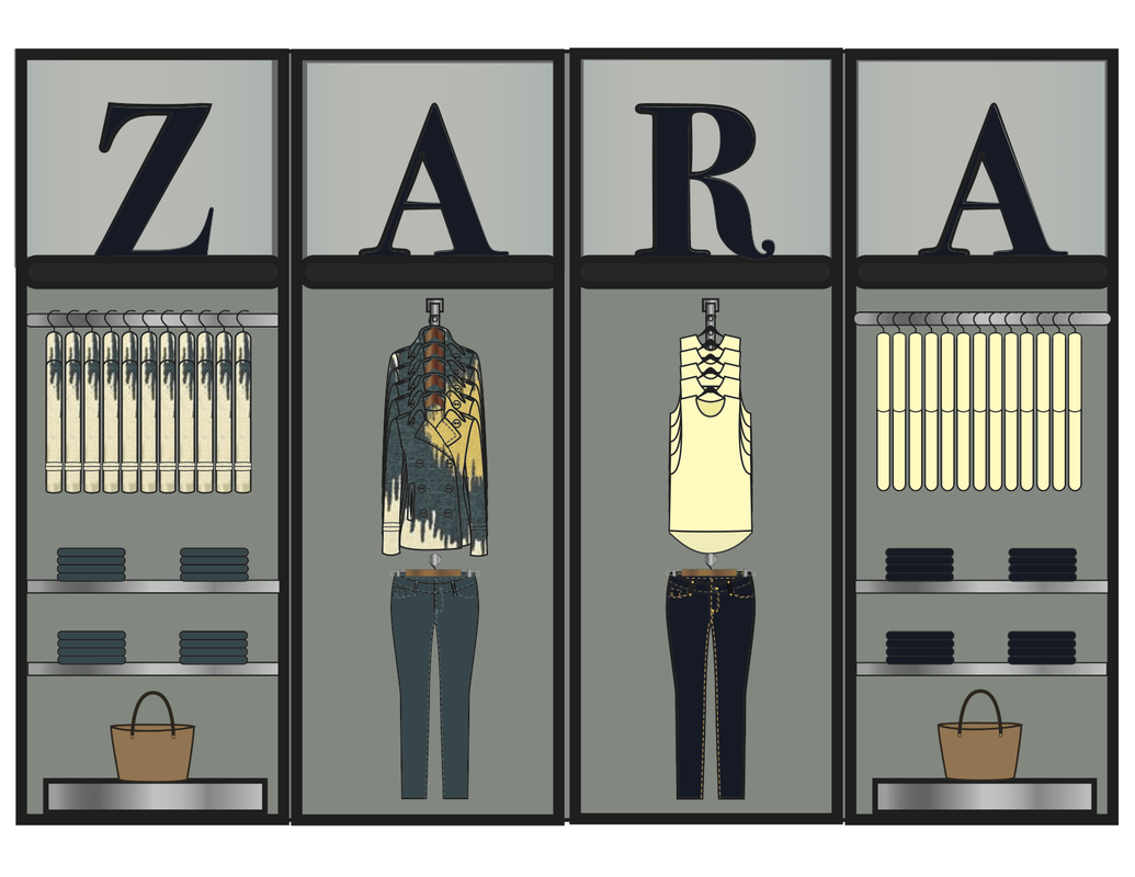 Boutique Window Design Ideas