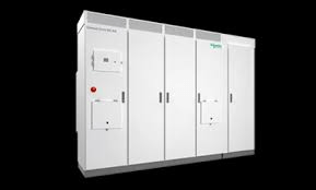 Schneider central Inverter 4