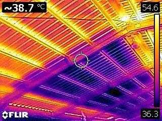 The cooling factor – just another benefit of Solar Panels