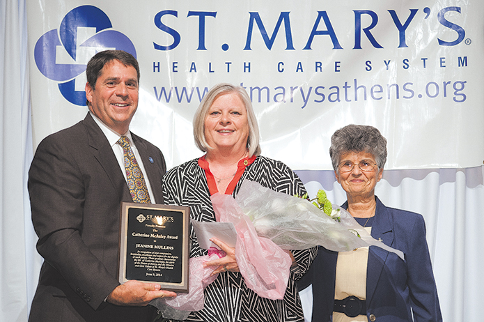 St Mary Mercy Employees