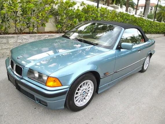 1996 Convertible Bmw 328i