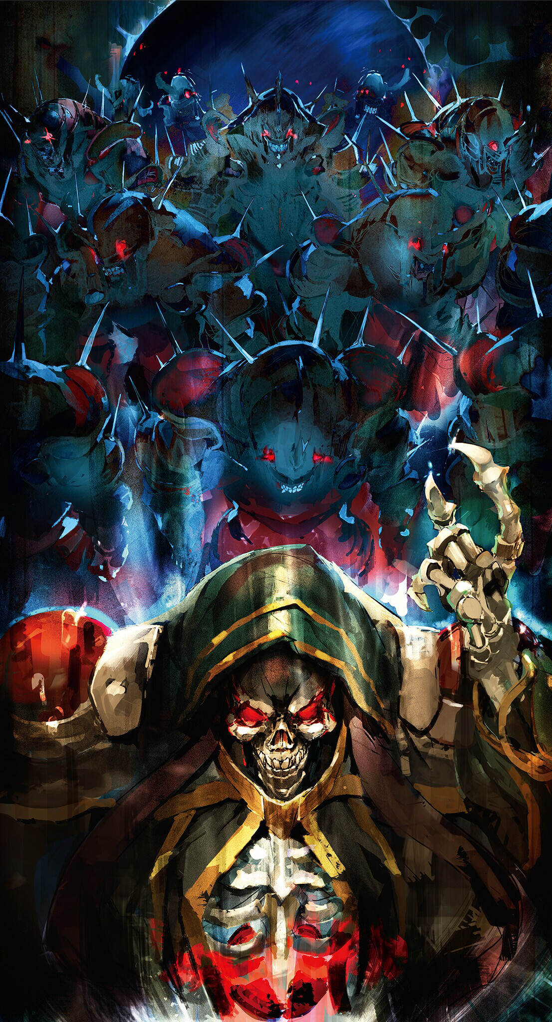 Overlord Wallpaper Phone