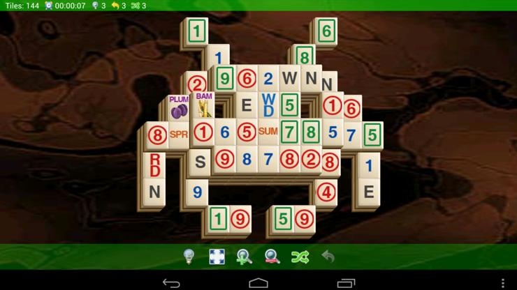 The 10 Top Puzzle Games for Android  Free Download    GetANDROIDstuff Mahjong android puzzle game