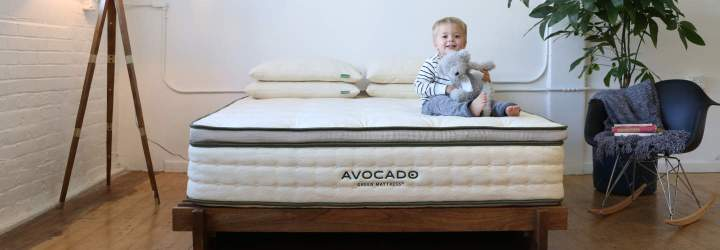 Best Cooling Mattress For Hot Sleepers   Guide And Reviews Editor choice 3 Avocado Mattress Review
