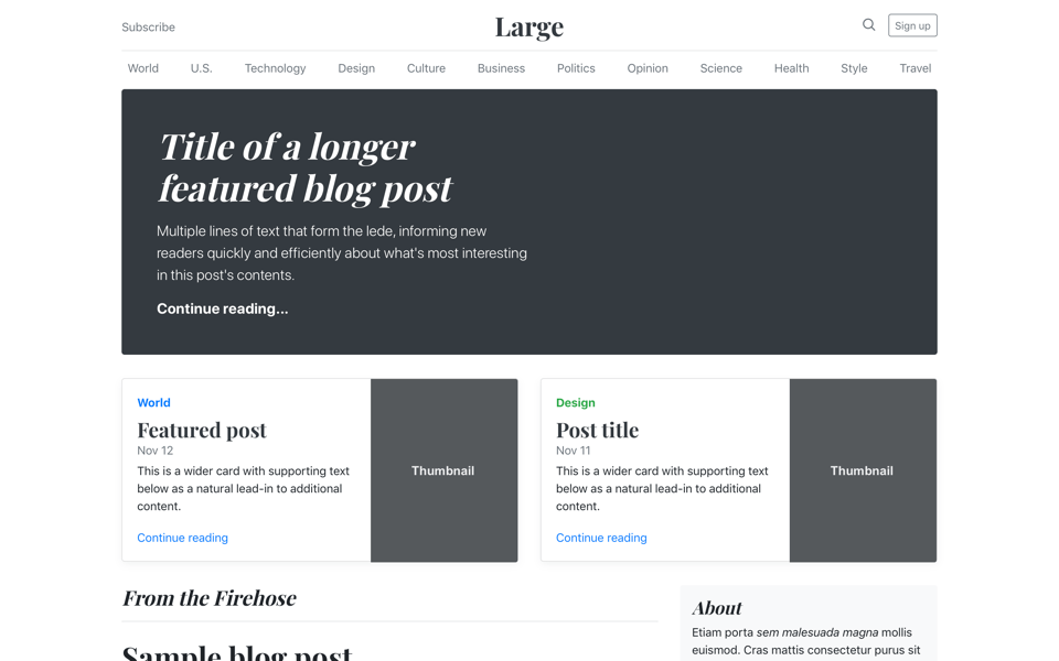 Examples 183 Bootstrap