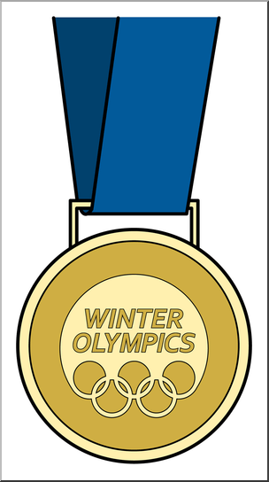Gold Medal Clipart at GetDrawings.com   Free for personal ...
