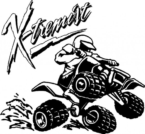 four wheeler coloring pages # 71