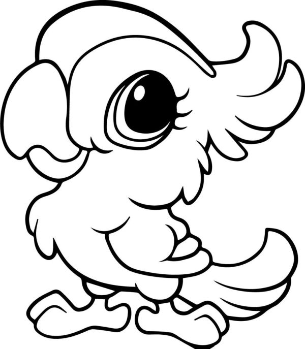 baby monkey coloring pages # 18