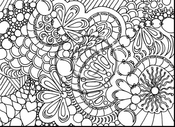 free printable advanced coloring pages # 37