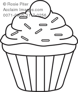 cupcakes coloring pages # 64