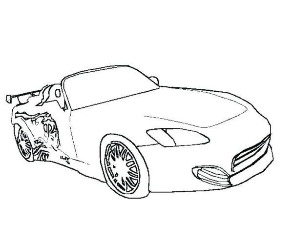 fast and furious coloring pages # 38