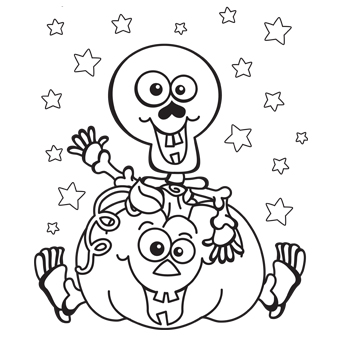 coloring pages halloween # 62