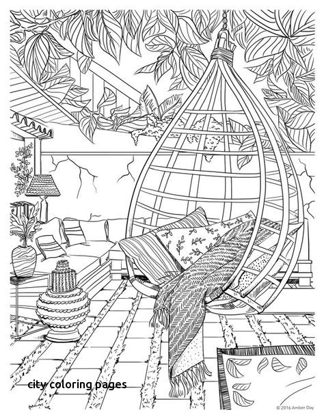 city coloring pages # 50