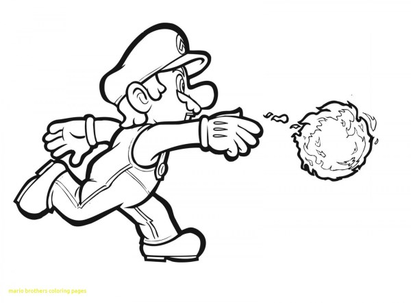 super mario brothers coloring pages # 34