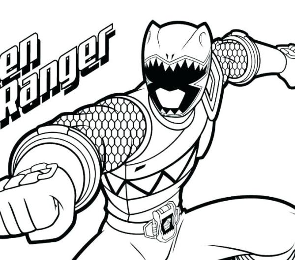 power rangers megaforce coloring pages # 79