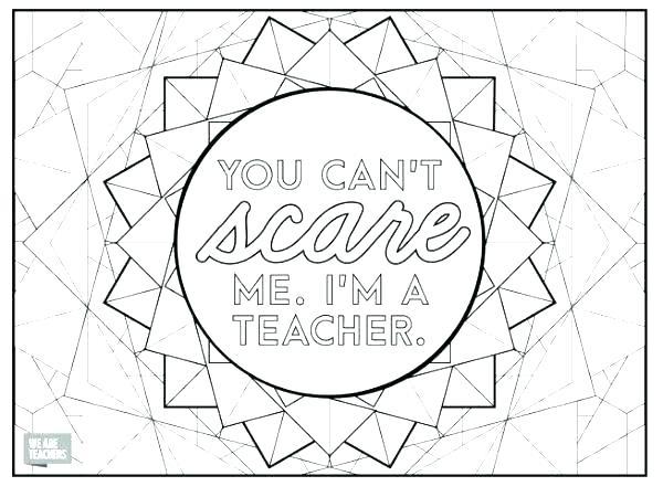 teacher appreciation coloring pages # 59