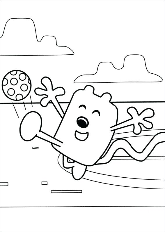 wow wow wubbzy coloring pages # 57
