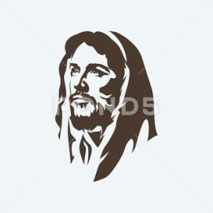 Face Of Jesus Drawing at GetDrawings com   Free for personal use     360x360 Face of Jesus Stock Images Page Everypixel