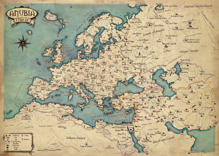 Map Of Europe Drawing at GetDrawings com   Free for personal use Map     1600x1142 Mapmaking  Things you always wanted to know about drawing maps but