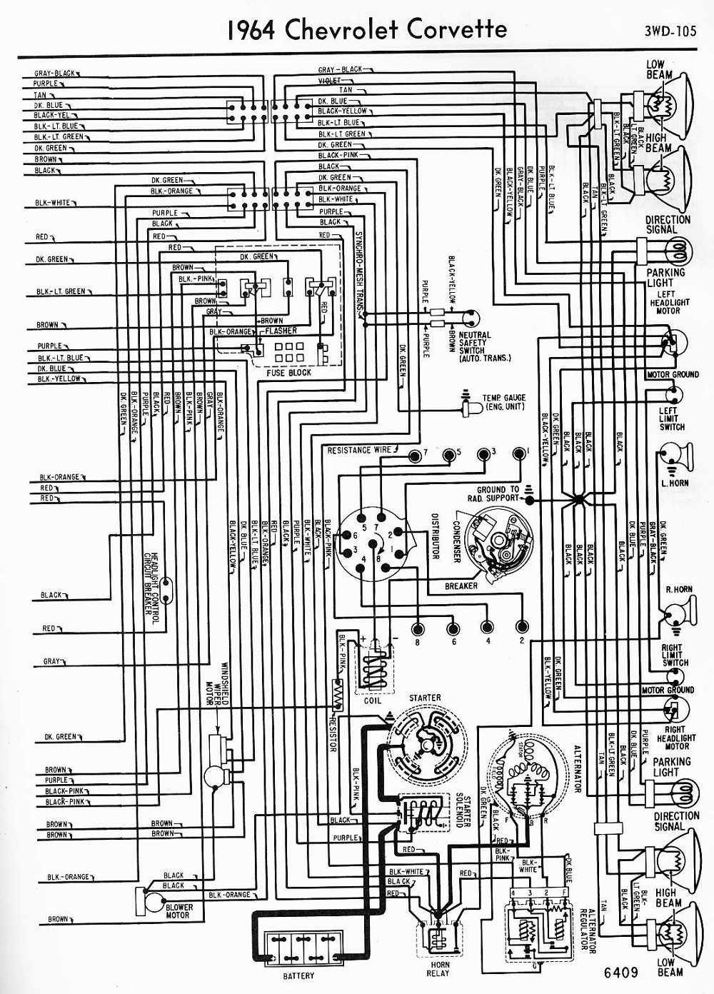 Images 1963 chevrolet wiring diagram 2004 chevy impala engine 64 impala drawing at getdrawings free for personal use 64