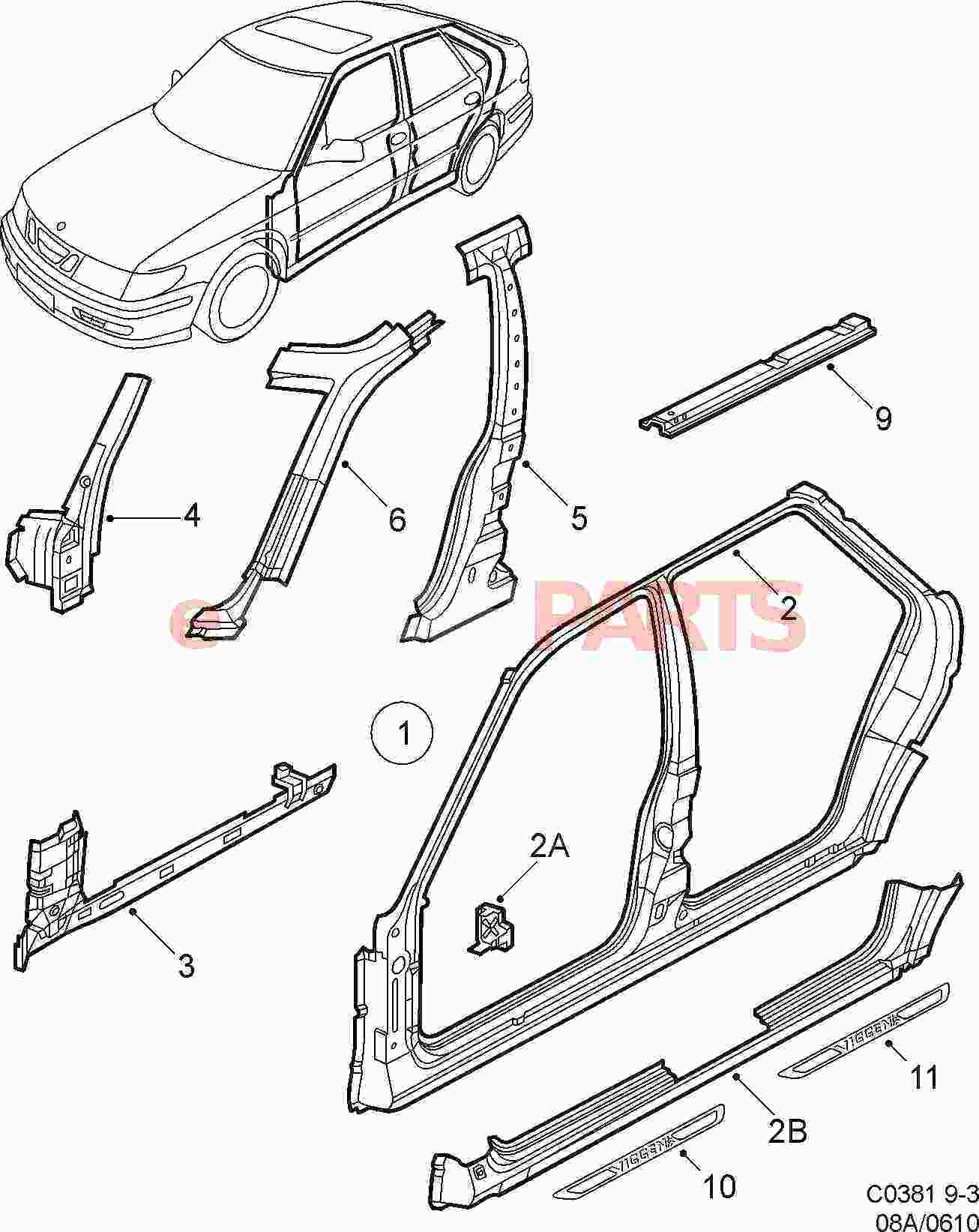 Car body drawing at getdrawings free for personal use car body
