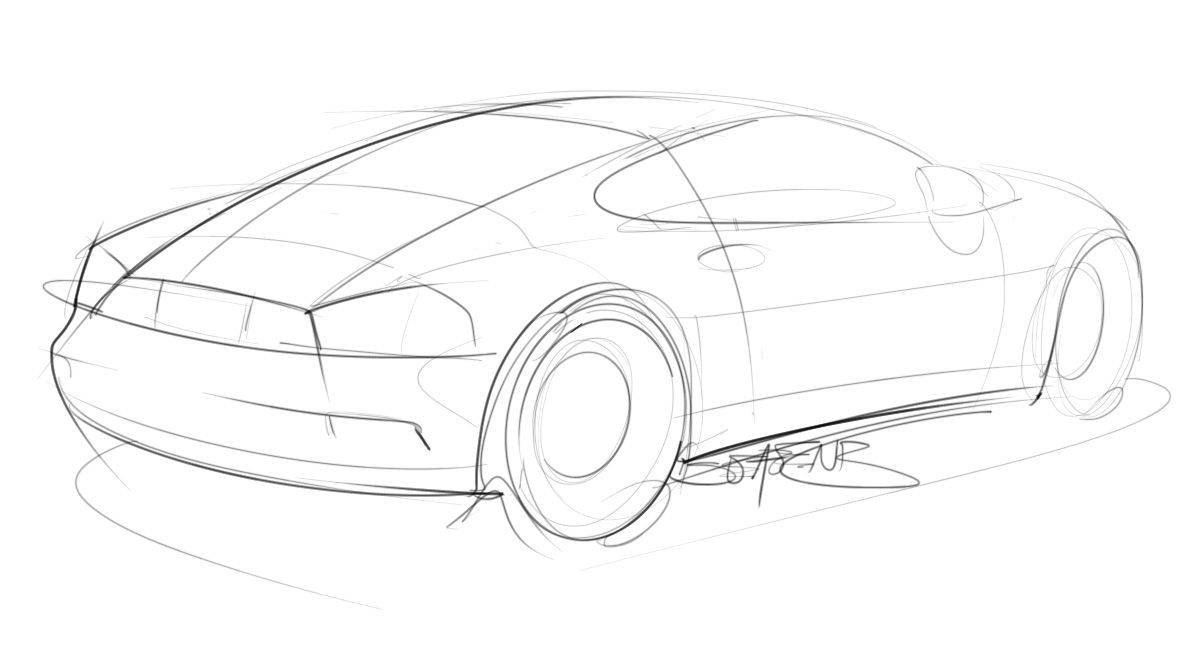 Car for drawing at getdrawings free for personal use car for